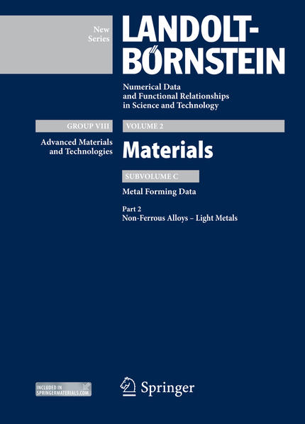 Part 2: Non-ferrous Alloys - Light Metals - Coverbild