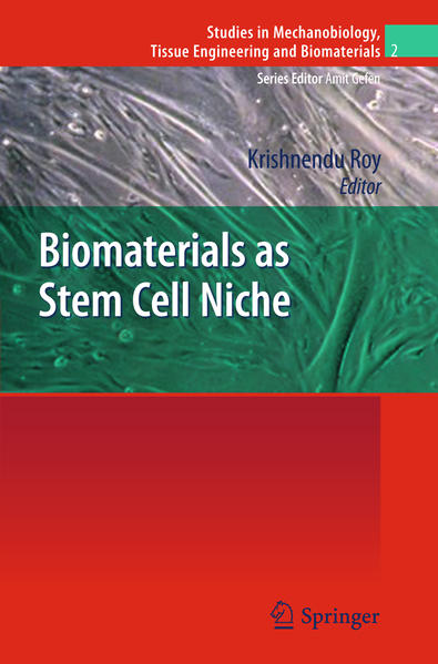 Biomaterials as Stem Cell Niche - Coverbild