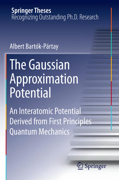 The Gaussian Approximation Potential - Coverbild