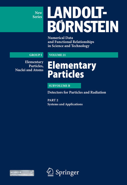 Detectors for Particles and Radiation - Coverbild