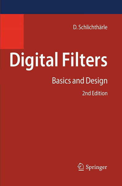 Digital Filters - Coverbild