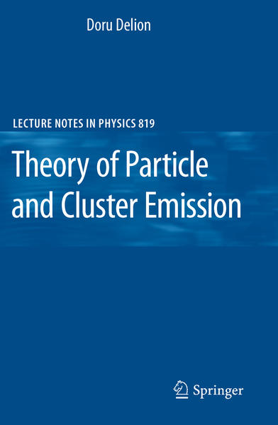 Theory of Particle and Cluster Emission - Coverbild