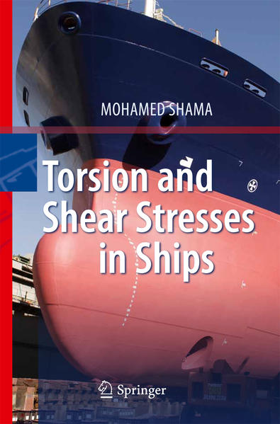 Torsion and Shear Stresses in Ships - Coverbild