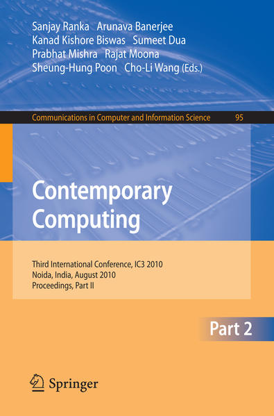 Contemporary Computing - Coverbild