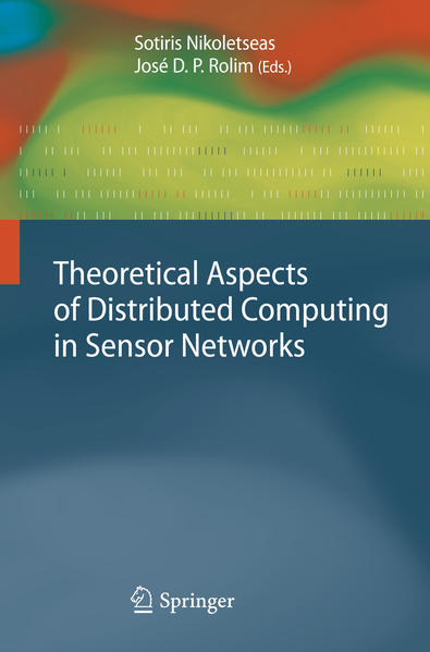 Theoretical Aspects of Distributed Computing in Sensor Networks - Coverbild