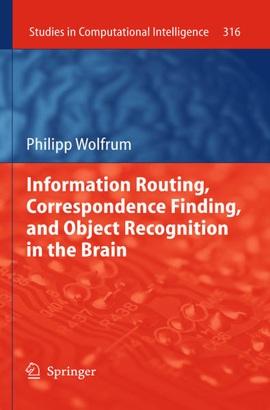 Information Routing, Correspondence Finding, and Object Recognition in the Brain - Coverbild