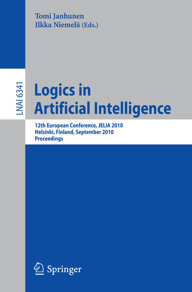 Logics in Artificial Intelligence - Coverbild