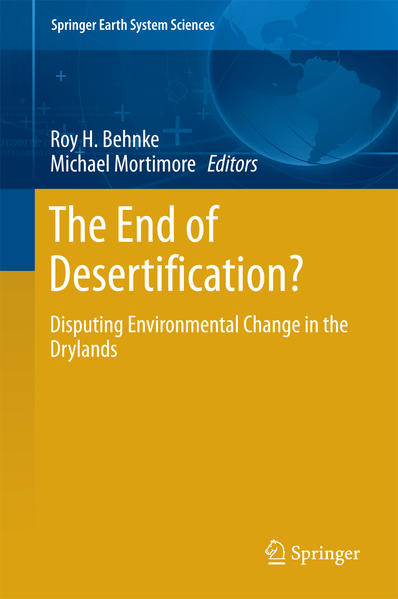 The End of Desertification?  - Coverbild