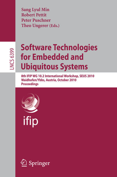 Software Technologies for Embedded and Ubiquitous Systems - Coverbild