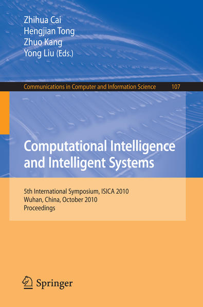 Computational Intelligence and Intelligent Systems - Coverbild