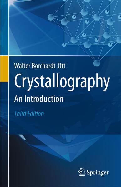 Crystallography - Coverbild