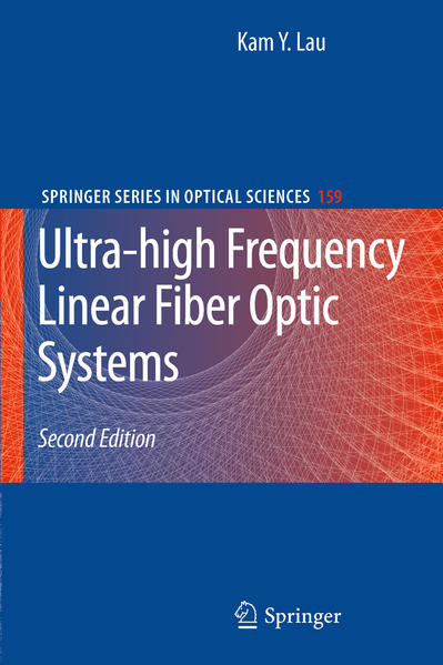 Ultra-high Frequency Linear Fiber Optic Systems - Coverbild