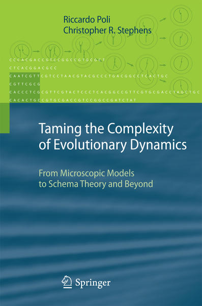 Taming the Complexity of Evolutionary Dynamics - Coverbild
