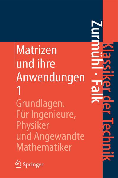 Matrizen und ihre Anwendungen 1 - Coverbild