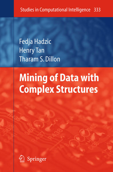 Mining of Data with Complex Structures - Coverbild