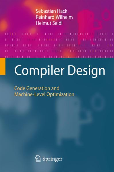 Compiler Design - Coverbild