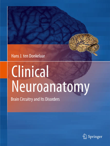 Clinical Neuroanatomy - Coverbild