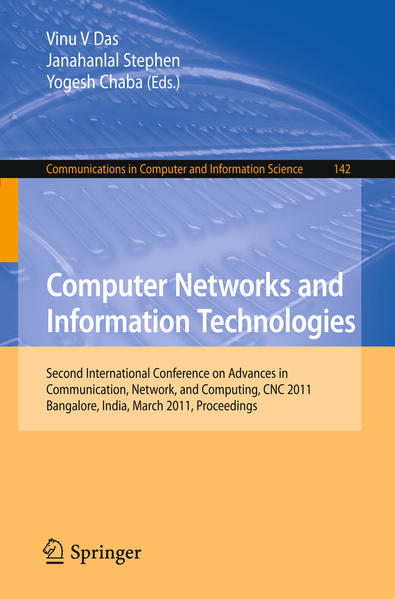 Computer Networks and Information Technologies - Coverbild