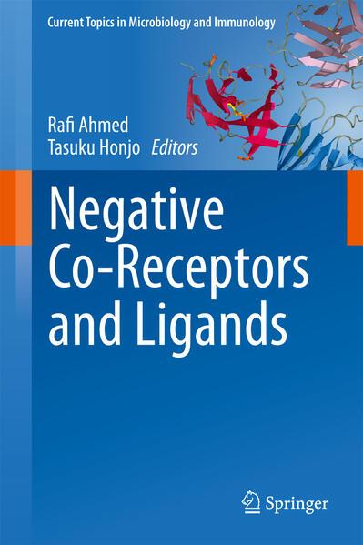 Negative Co-Receptors and Ligands - Coverbild