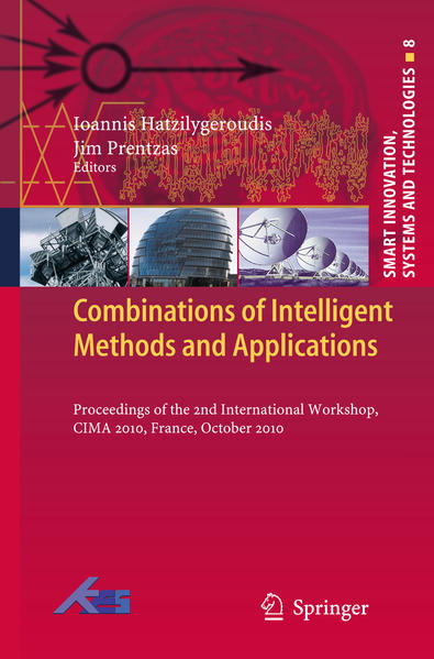 Combinations of Intelligent Methods and Applications - Coverbild