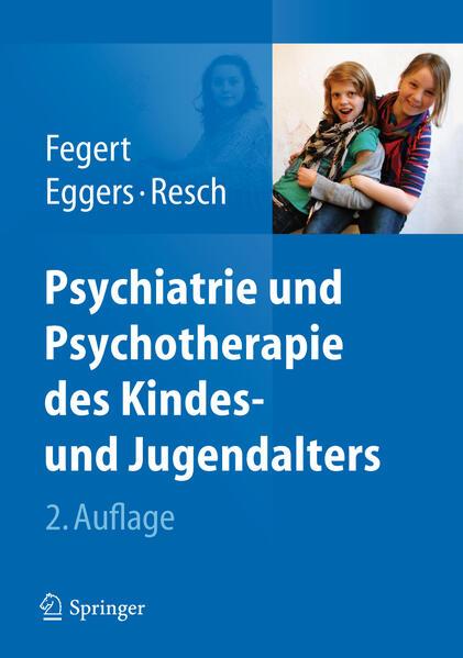 Psychiatrie und Psychotherapie des Kindes- und Jugendalters - Coverbild