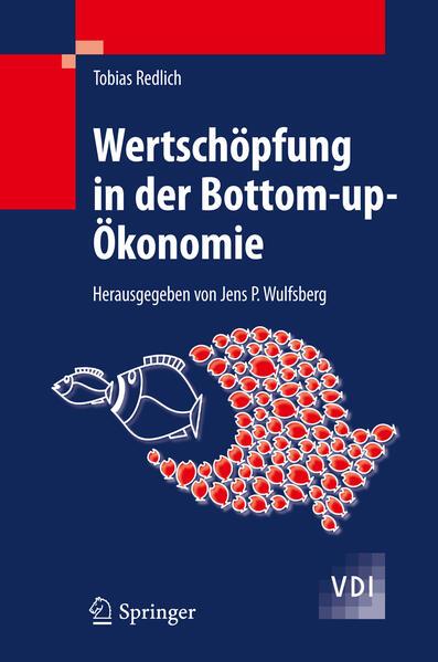 Wertschöpfung in der Bottom-up-Ökonomie - Coverbild