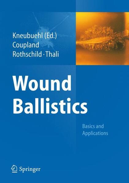 Wound Ballistics - Coverbild