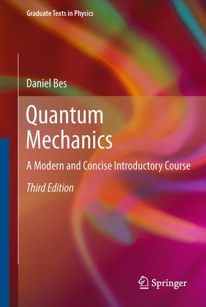 Quantum Mechanics - Coverbild