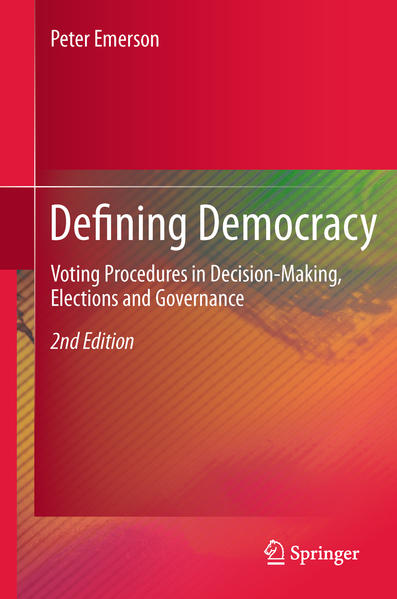 Defining Democracy - Coverbild