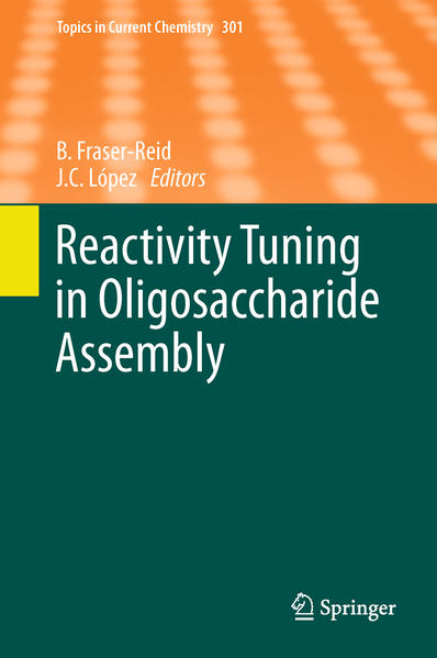 Reactivity Tuning in Oligosaccharide Assembly - Coverbild