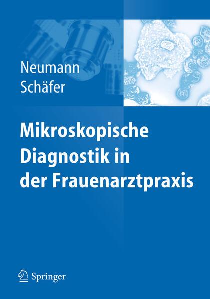 Mikroskopische Diagnostik in der Frauenarztpraxis - Coverbild