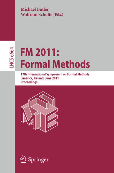 FM 2011: Formal Methods - Coverbild