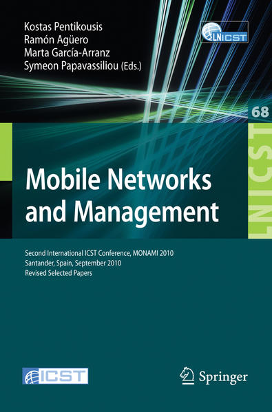 Mobile Networks and Management - Coverbild