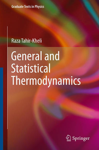 General and Statistical Thermodynamics - Coverbild