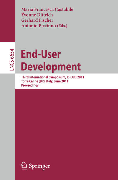 End-User Development - Coverbild