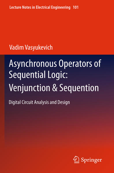 Asynchronous Operators of Sequential Logic: Venjunction & Sequention - Coverbild