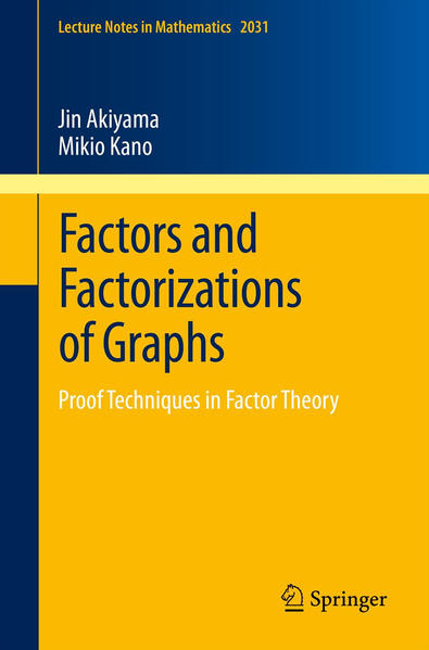 Factors and Factorizations of Graphs - Coverbild