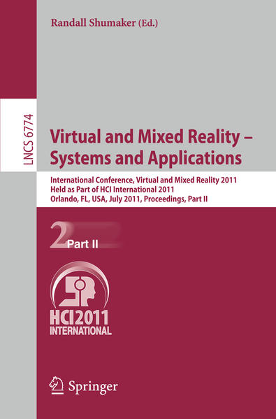 Virtual and Mixed Reality - Systems and Applications - Coverbild