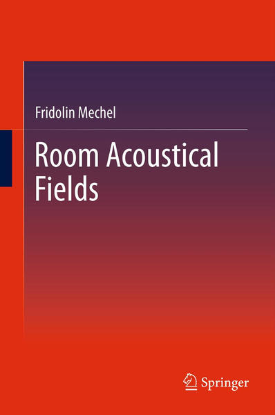 Room Acoustical Fields - Coverbild
