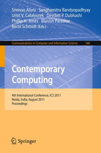 Contemporary Computing - Coverbild