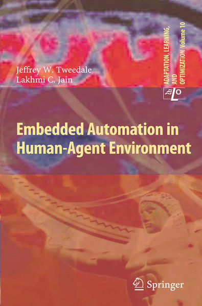 Embedded Automation in Human-Agent Environment - Coverbild