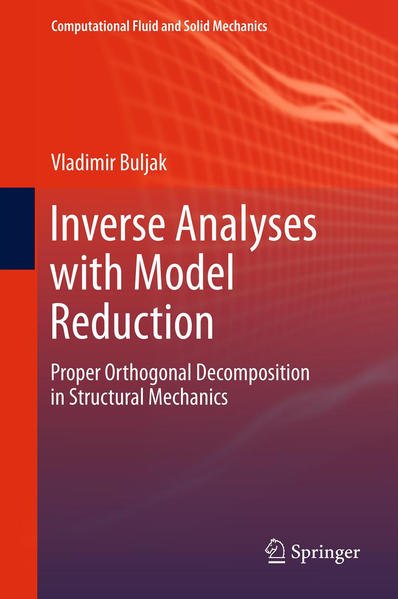 Inverse Analyses with Model Reduction - Coverbild