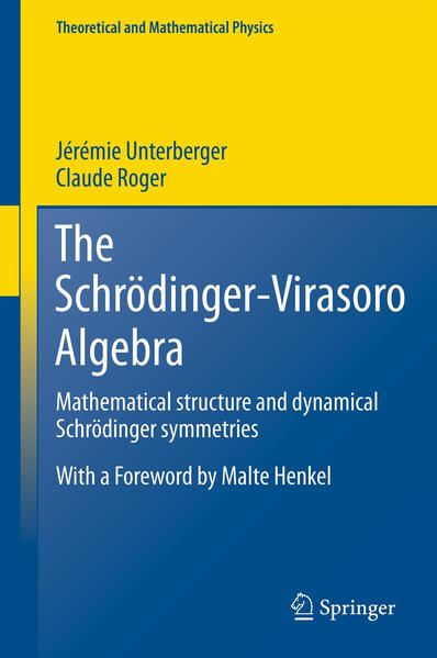 The Schrödinger-Virasoro Algebra - Coverbild