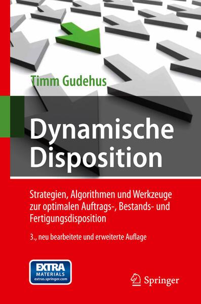 Dynamische Disposition - Coverbild