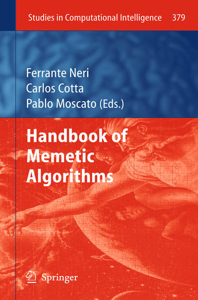Handbook of Memetic Algorithms - Coverbild