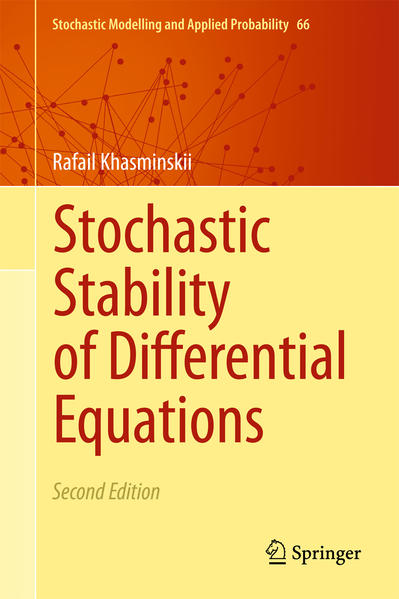 Stochastic Stability of Differential Equations - Coverbild