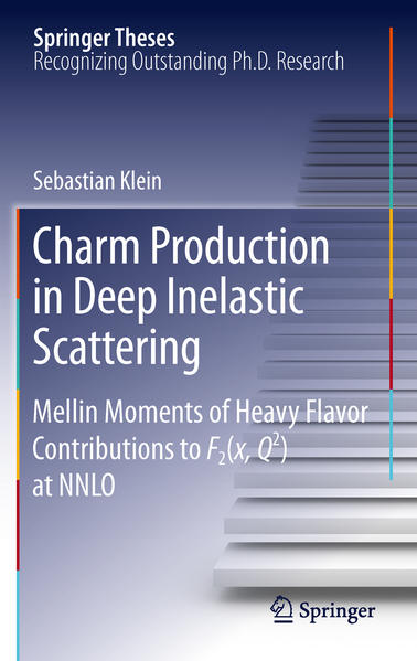 Charm Production in Deep Inelastic Scattering - Coverbild