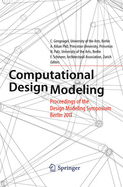 Computational Design Modeling - Coverbild