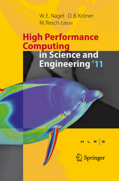 High Performance Computing in Science and Engineering '11 - Coverbild