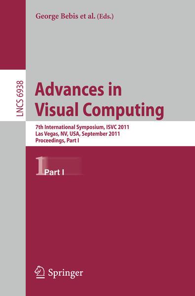 Advances in Visual Computing - Coverbild
